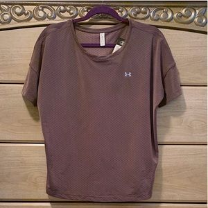 Under Armour meshed gym shirt
